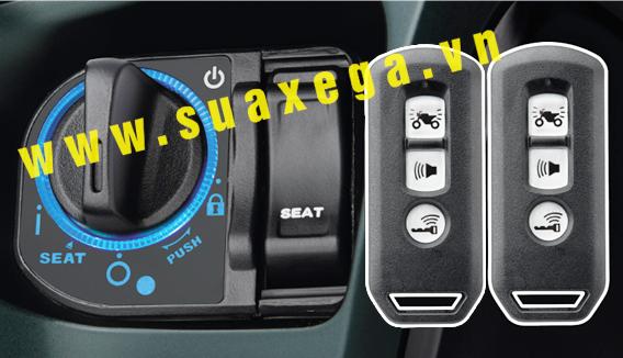 Lop SH Làm mới, làm thêm chìa khóa thông minh (Remote Smartkey)