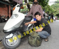 Cứu hộ xe máy